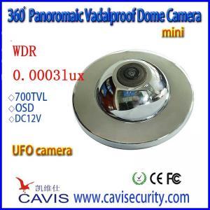 360degree アナログ WDR Fisheye のカメラ HB-WDRS360LVD