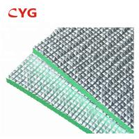 Buy cheap Plastic Pipe Aluminum Foil Sound Absorbing Foam Xpe Building Materails LDPE product