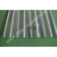 Buy cheap Expanded Metal Rib Lath , 0.3mm Thinkness Stainless Steel Rib Lath from wholesalers