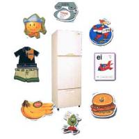 Quality soft pvc cartoon fridge magnet for sale
