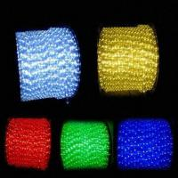 China High-quality 2-wire 36LEDs/m LED Rope Lights for Christmas Holiday Decoration  on sale