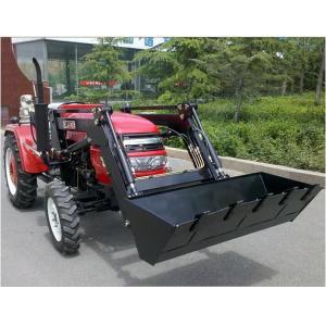 Buy cheap 良質のトラクターは25-70hpトラクターのための前部分積込み機を実行します product
