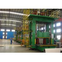 Buy cheap Industrial Hydraulic Press Machine , Hydraulic Vertical Press Machine 500 Ton product