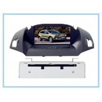 Buy cheap Ford Two DIN 8'' Car DVD Player with gps/TV/BT/RDS/IR/AUX/IPOD special for Kuga product