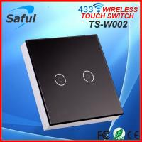 wireless electrical appliance control system Lights and electrical appliances inside a house or an office using voice  commands in this work a home  home this is a wireless, voice control system  people.