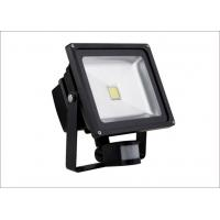 Buy cheap High Lumen CE ROHS Approval 20w Waterproof PIR LED Flood Lights  Parking Lighting from wholesalers