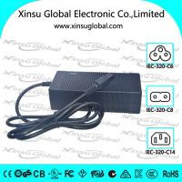 Buy cheap external 42V 1.5A lithium battery charger for segway  balcance scooter product