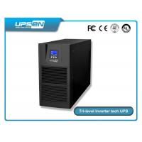 Buy cheap 220V 50Hz Single Phase Online UPS with Ce Approve product