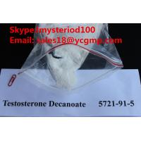 Quality Pharmaceutical Testosterone Decanoate Raw Steroid Powders for Enhance Immune System for sale