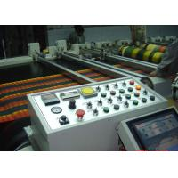 China Individual Driving Rotary Screen Printing Machine Gas / Oil / Steam Heating on sale