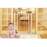 Buy cheap Easy Close Pressure - Mounted Plastic Childrens Safety Gates Protect Baby product