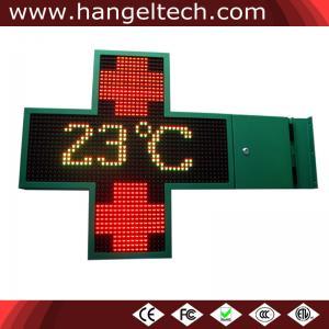 P20mmの薬学の緑LEDの十字の表示印の医学の病院のクリスチャンの十字