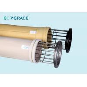 Buy cheap Asphalt Plant Filter Heat Resistant Nomex Filter Bag Aramid Needle Felt from wholesalers