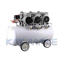 Buy cheap Smooth Lines Oilless Air Compressor For Gold Plating And Copper Plating Industry product