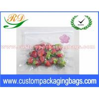 Quality Copperplate Nylon Material Vacuum Seal Food Bags With 3 Side Seal for sale