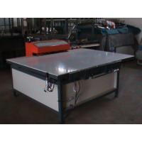 Quality Single Side Cold Press Table for Super Spacer Insulating Glass / Double Glazing for sale