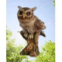 China Polyresin Personalized Garden Ornaments of Owl (VS206006) on sale