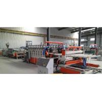 Buy cheap Plastic Extruder Wood Plastic Composite Extrusion Line / WPC Decking Making Machine product