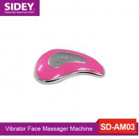 Buy cheap Home Use Skin Rejuvenation Electronic Vibrating Face Massager With 3500mAh Power Capacity product