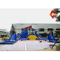 Home Swimming Pool Water Slide Inflatable Bouncy Castles 103195159