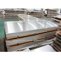 Buy cheap AISI 300 Series 304 Stainless Steel Sheet , 2B Finish SS 304 Plate product
