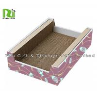 Buy cheap Corrugated Cardboard Furniture Indoor Cat House Cardboard Cat Scratcher product