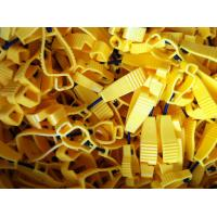 Buy cheap OEM Injection Molded Plastic Glove Hanger Clips For Safety Working product