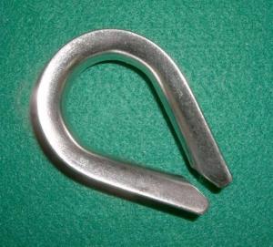 Dedal de aço inoxidável