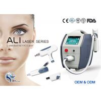 Buy cheap CE Q-Switched Nd Yag Laser Machine 3.5ns Pulse Width Skin Rejuvenation Machine product