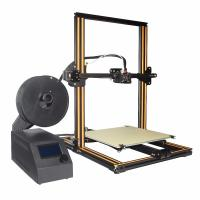China DIY Desktop Multi Type Filament Large 3D Printers With Heated Bed , 80-200mm / S on sale