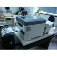 Buy cheap CMYK 4 Color A4 Size Roll To Roll Laser Printer for Short Run Label product