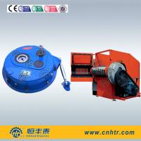 Small Helical Gear Reducer 45Kw Electric Motor For Conveyor Belt Gearbox