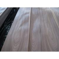 Buy cheap American Walnut Veneer Sheet Crown Cut For Furniture product