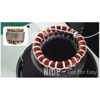 automatic double end stator coil lacing machine
