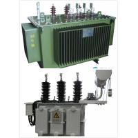 Eco Friendly Oil Immersed Transformer 6.6 KV - 50 KVA Oil Type Transformer