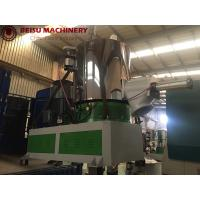 Buy cheap Fast Speed Pvc Mixer Machine And EVA Mixer Blender For Soft Shoes Mixing product