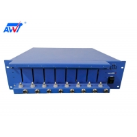 Buy cheap Battery And Cell Test Equipment / 8 Point Lithium Battery Capacity Tester 5V 6A product