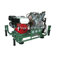 China Air breathing/SCBA Breathing air compressor on sale