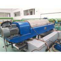Buy cheap Anti Corrosion Stainless Steel Separator / Juice Separator Beverage Purify Decanter product