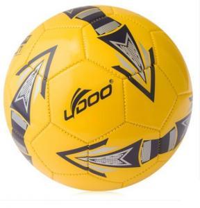 cuir de haute qualité de PVC #5, football de vessie, imperméable et étanche, de main-couture butylique