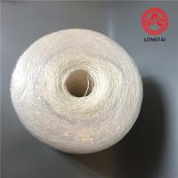 Buy cheap Professional Twisted Tomato Tying Modern GreenhouseTwine , Plastic Baling Twine product