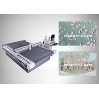 Buy cheap Automatic Knife Self Checking CNC Router Table 0.1mm Accuracy For Kt Board from wholesalers