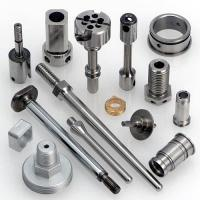 Buy cheap CNC Turning Processing Machine Parts Precious Metal Surface Polishing product