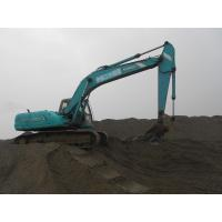 China Original Turbo Used Kobelco Excavator SK200 - 6 Earth Moving With Hammer on sale