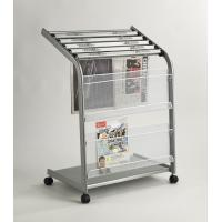 Buy cheap 5 layer newspaper  magazine rack product