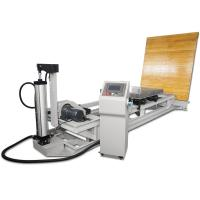 China Digital Incline Package Impact Testing Equipment / Package Impact Tester wholesale