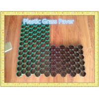 Buy cheap Plastic Grass Paver Parking Lot Installation product