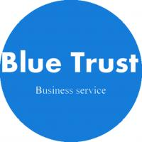 China The Application or Usage of Trademark Issued by Blue Trust Business Service on sale