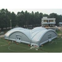 Buy cheap Giant Blow Up building Inflatable Tents Marquee for Outdoor Inflatable building from wholesalers
