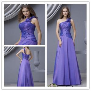 Buy cheap 2014 le plus tard une robe élégante de demoiselle d'honneur d'épaule (OGT14004B) product
